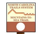 North Carolina Mountains to Sea Trail Logo